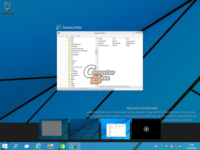 В Сеть «утекли» два десятка скриншотов Windows 9. Изображение № 20.