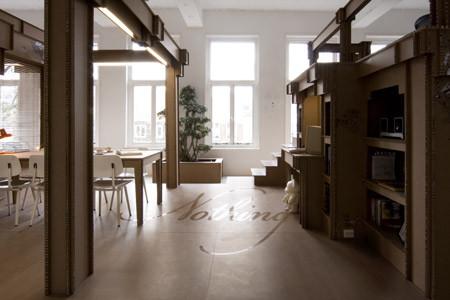 А-ля натюрель: материалы в интерьере и архитектуре. Изображение № 53.