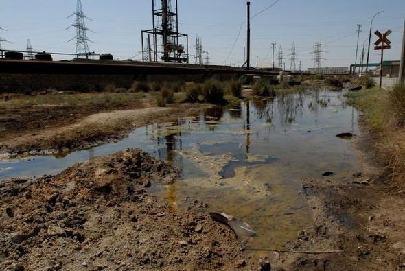 О грустном. Самые загрязненные места мира. Изображение № 7.