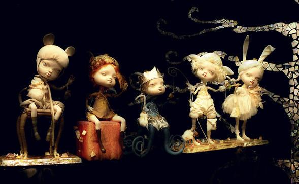Арт-куклы неигрушки. Изображение № 1.