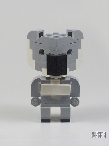 Изображение 15. Lego-герои CubeDude .. Изображение № 15.
