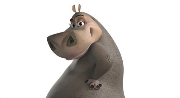 В мире животных: Герои «Мадагаскара» в мемах, рекламе и видеороликах. Изображение № 18.