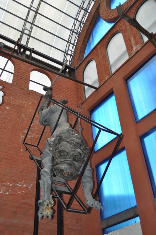 Музей сюрреализма. Дом Бурганова. Изображение №9.