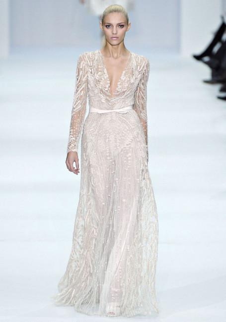 Elie Saab Spring 2012 Couture. Изображение № 5.