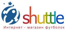 SHUTTLE – Интернет-магазин космических футболок. Изображение № 20.