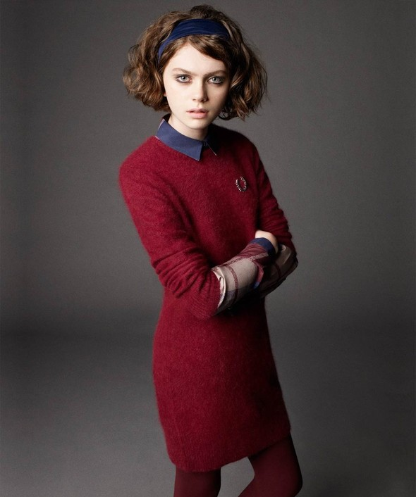 FRED PERRY AW11 LAUREL WREATH COLLECTION «ШАХ И МАТ». Изображение № 2.