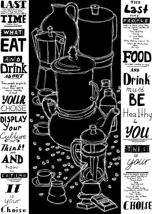Изображение 1. Graphic Posters.. Изображение № 1.