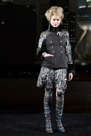 Пре-коллекция Chanel в Шанхае. Изображение № 10.