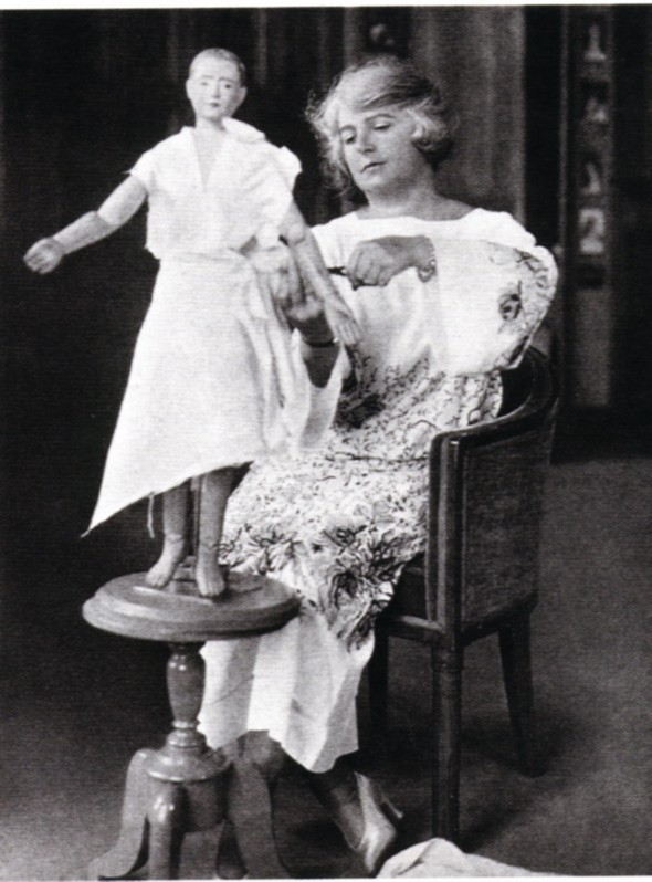 Madeleine Vionnet – пурист моды. Изображение № 1.