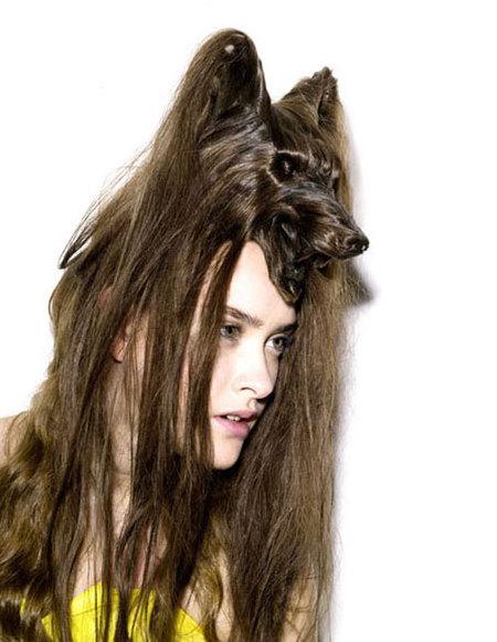 Дикие, носимпатичные звери отNagi Noda. Изображение № 11.