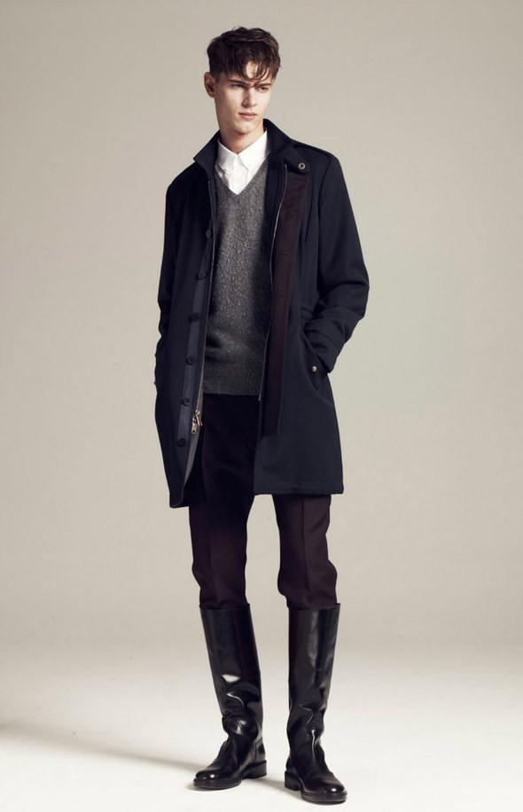 Изображение 4. Лукбук: Marc Jacobs Menswear FW 2011.. Изображение № 4.