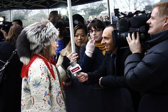 Изображение 18. Детали: London Fashion Week AW 2011.. Изображение № 18.