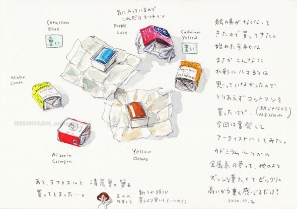 Завтрак японской художницы. Изображение № 26.
