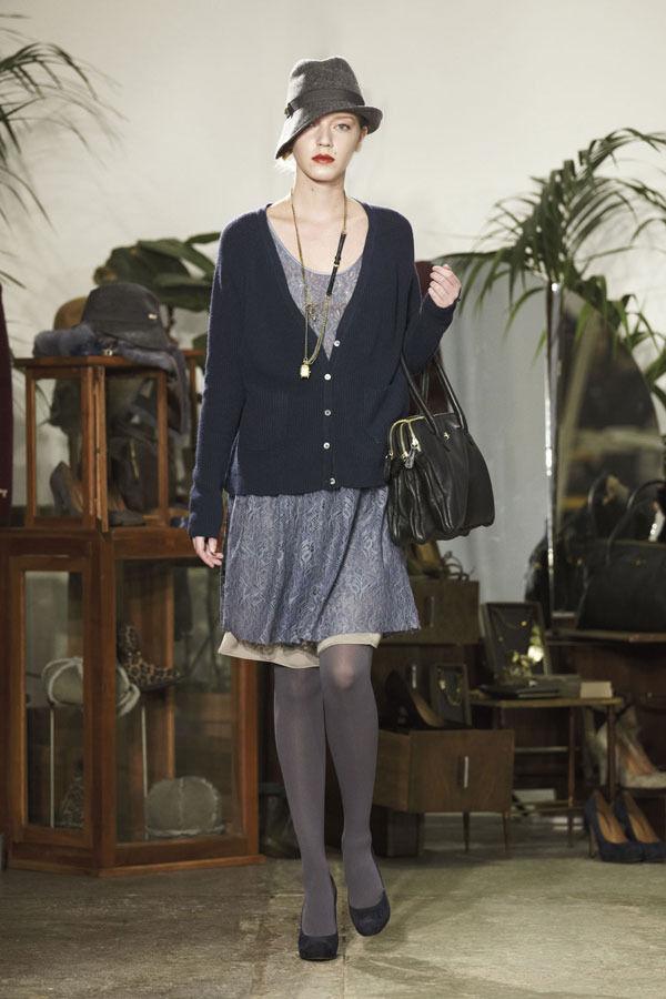 Ретро всегда в моде. Aniye By, осень-зима 2012/13. Изображение № 26.