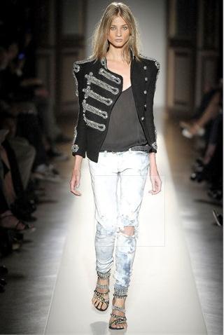 Top-10 SS09 collections (Paris FW) поверсии Style. com. Изображение № 54.