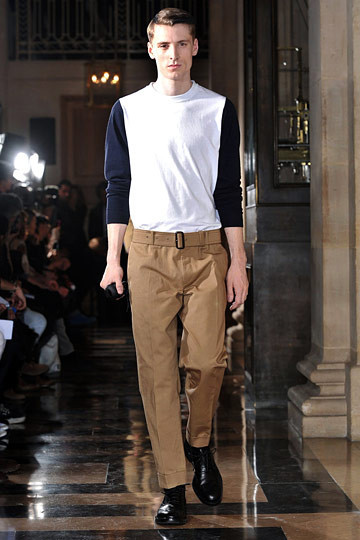 Неделя моды в Париже: мужские показы. Изображение № 64.