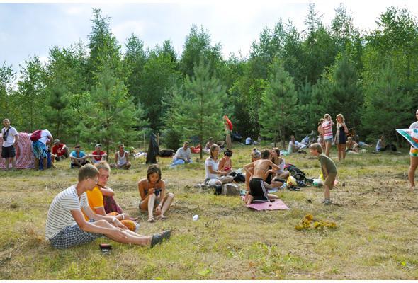 Репортаж с фестиваля «Архстояние 2011». Изображение № 42.