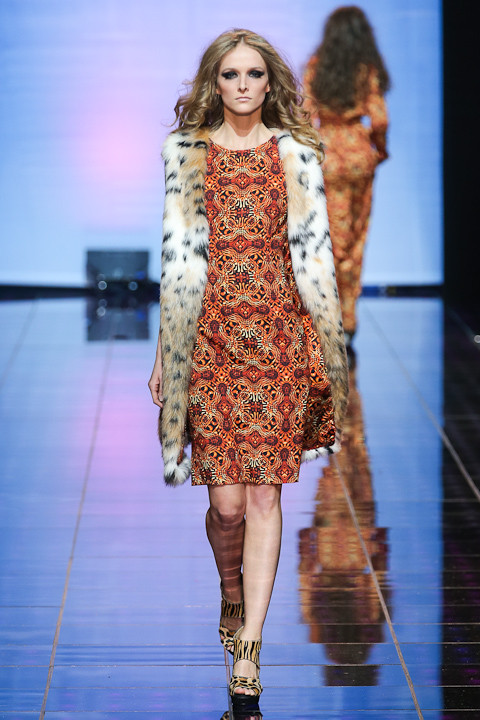 Masha Tsigal Autumn/Winter 12-13 Volvo Fashion Week. Изображение № 31.