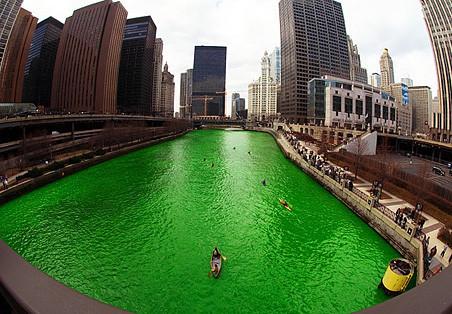 Изумрудные воды Чикаго. Изображение № 8.