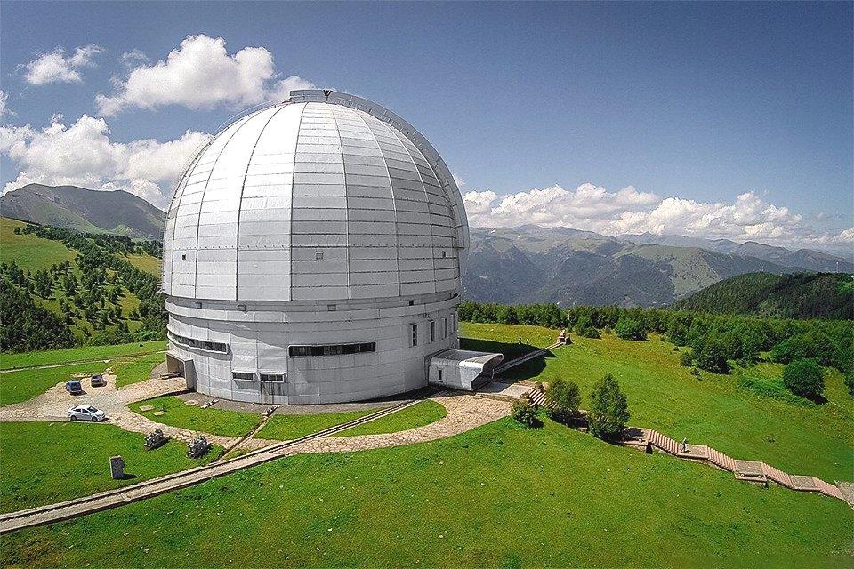 Фотографии лучших обсерваторий мира . Изображение № 17.