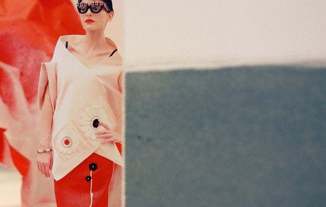 Вышел лукбук Prada из серии Real Fantasies. Изображение № 22.