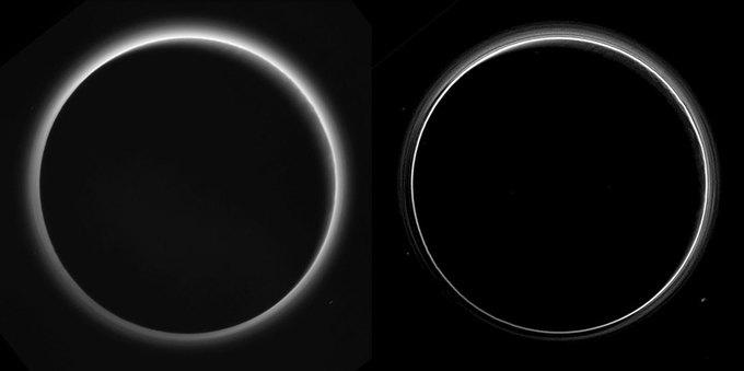 New Horizons передал новые фото Плутона . Изображение № 7.