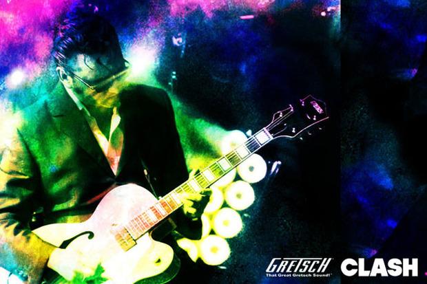 Разрисуй гитару для гитариста Richard Hawley. Изображение № 1.