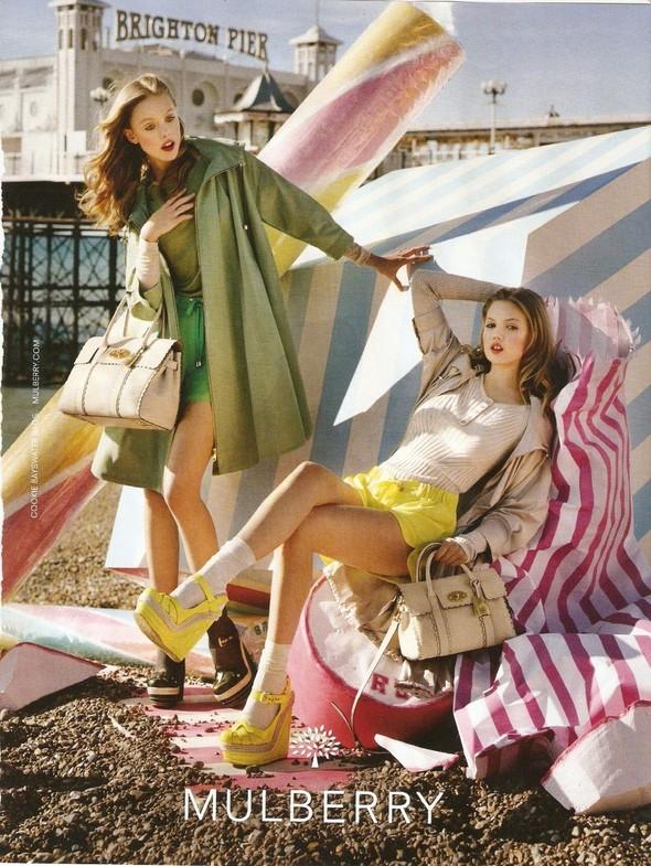 Превью кампаний: Bottega Veneta, Mulberry, Prada и другие. Изображение № 7.