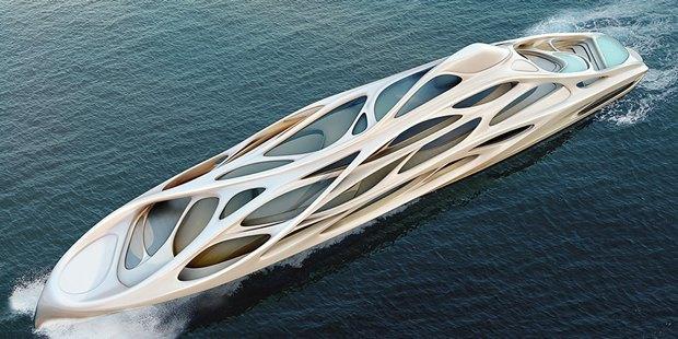 Unique Circle Yachts. Изображение № 4.