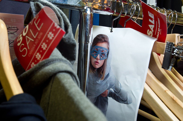 "Изображение 4. CUPID ON SALE, 12-13 февраля, ""35 мм"".. Изображение № 1."