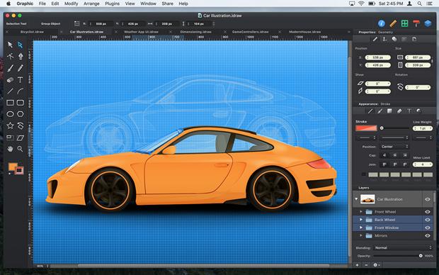 Autodesk выпустила приложение для векторной графики. Изображение № 9.