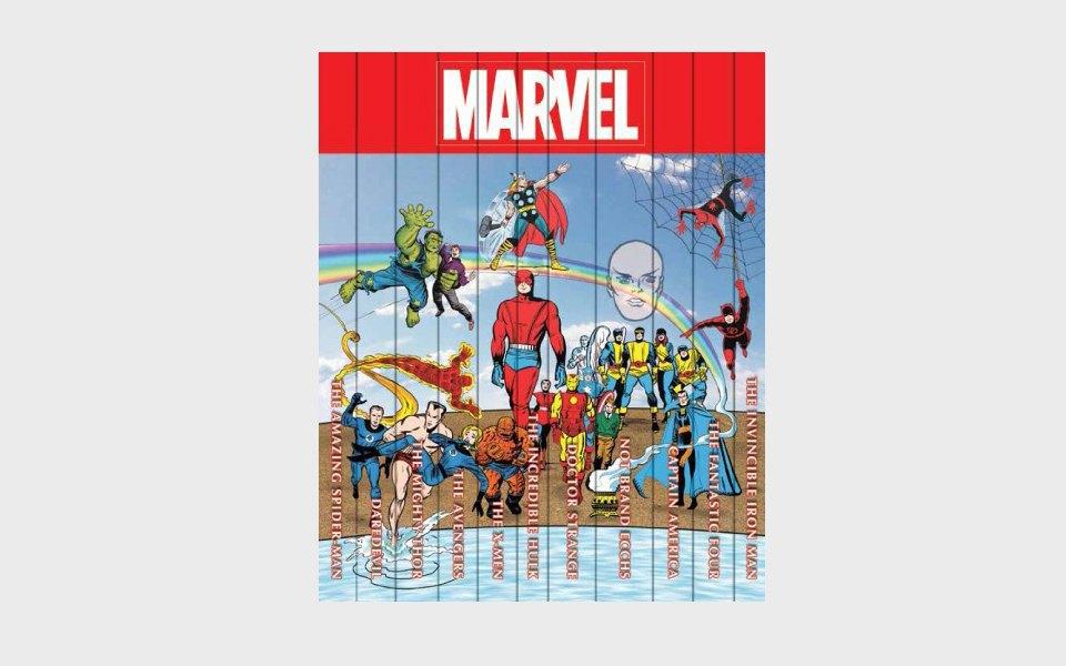 Коллекционер советует красивые комиксы в подарок. Изображение № 3.