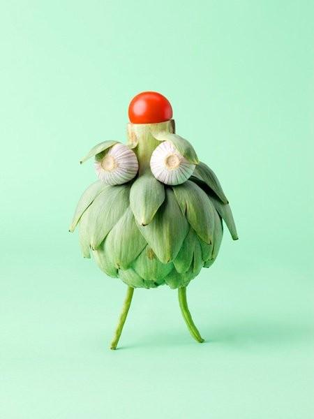 Вдохновленое вегетарианство. Подсмотренное. Изображение № 2.