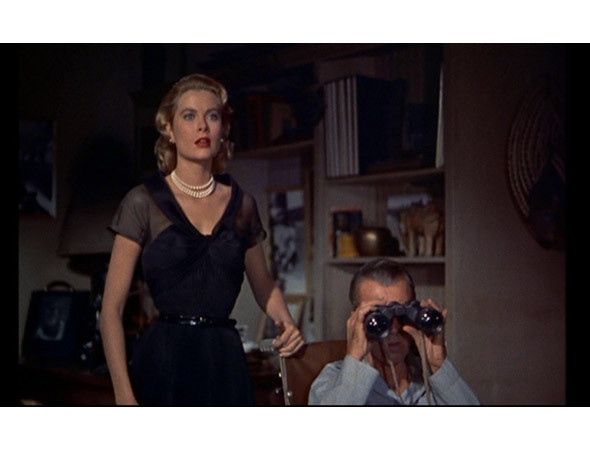 Кадр из фильма «Окно во двор» . Изображение № 14.