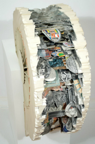 Современное оригами: 7 художников, работающих с бумагой. Изображение № 34.