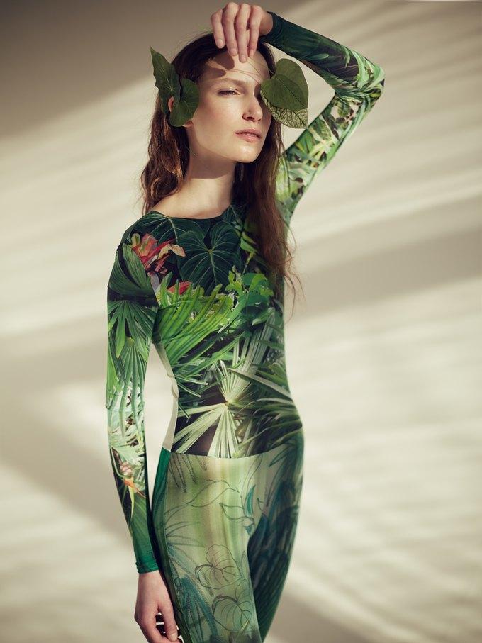 Леся Парамонова выпустила новую коллекцию . Изображение № 1.
