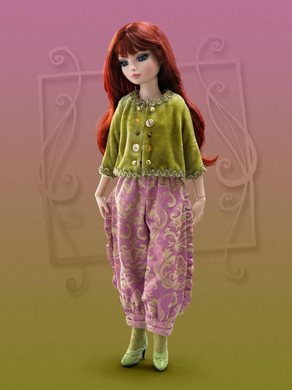 Изображение 8. Эллоувайн - fashion-кукла, ведущая блог.. Изображение № 9.