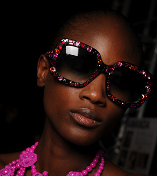 Top-10 SS09 collections (Paris FW) поверсии Style. com. Изображение № 31.