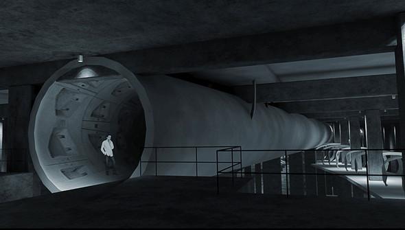 Подземный музей в Антверпене. Изображение № 6.