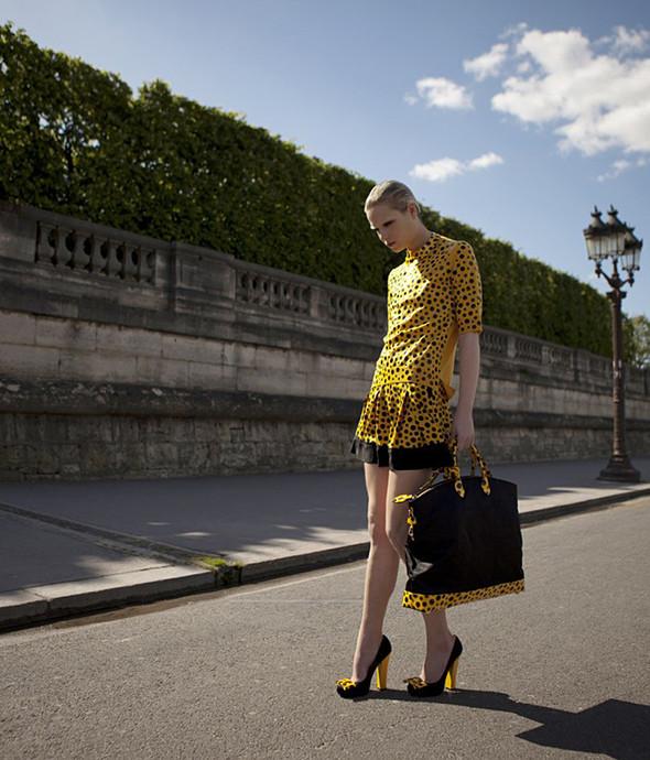 Louis Vuitton x Yayoi Kusama. Изображение № 1.