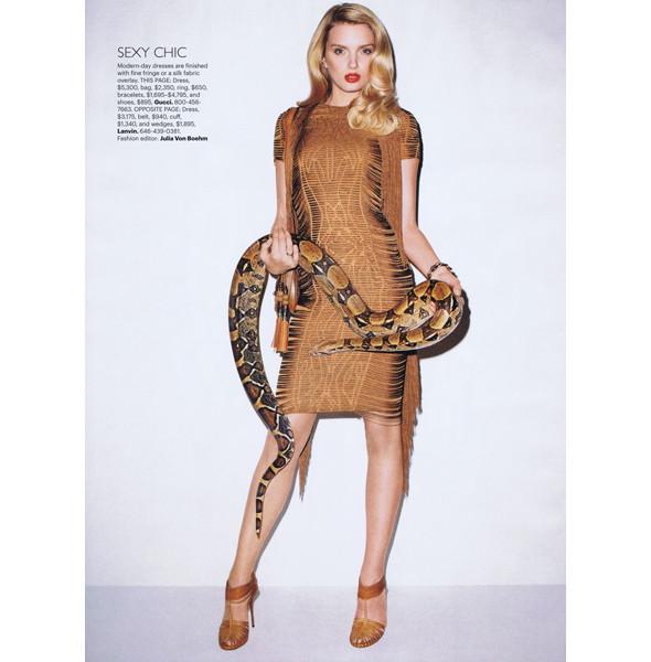 Новые съемки: i-D, Vogue, The Gentlewoman и другие. Изображение № 24.