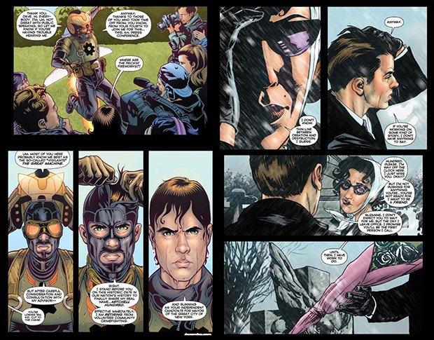 5 комиксов, обязательных к прочтению. Изображение № 6.