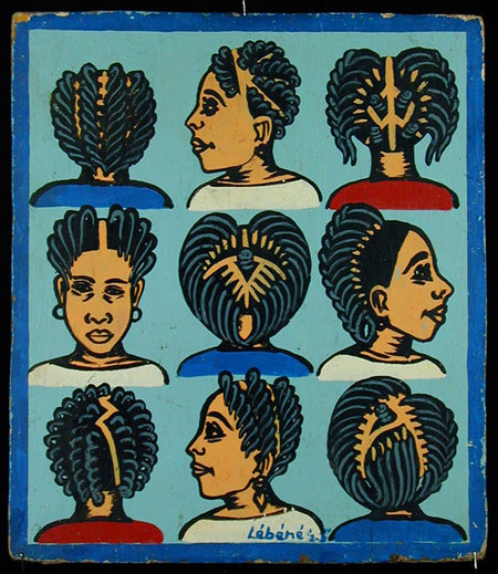 African Hairlooks. Изображение № 42.
