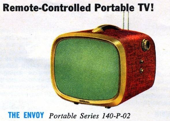 Телевизоры 1960х годов. Изображение № 4.