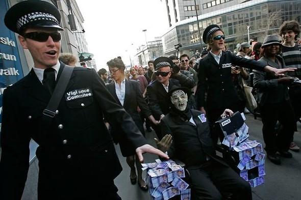 Лондон. Митинг. Изображение № 7.