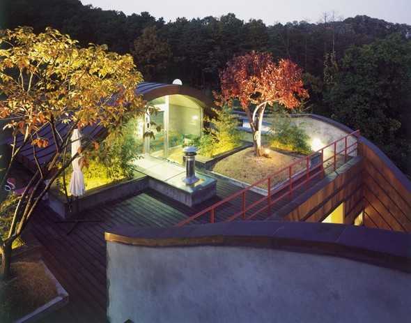 Дом и офис в Корее. Изображение № 13.
