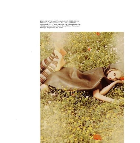 5 новых съемок: Purple Fashion, Vogue и W. Изображение № 31.