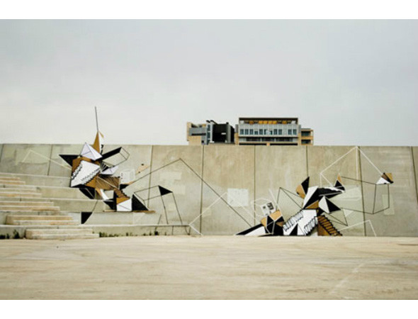 Найдено за неделю: Интерьеры Роя Лихтенштейна, неон-арт и граффити с гейшами. Изображение № 14.