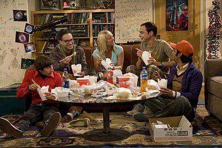 Изображение 1. TheBig Bang theory.. Изображение № 1.
