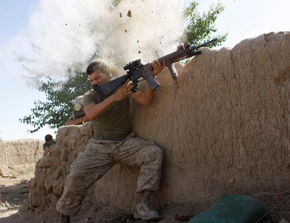 Афганистан. Военная фотография. Изображение № 296.